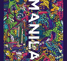 Invade Manila by Lei Melendres