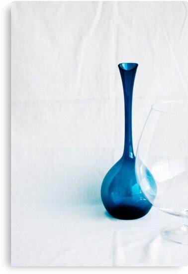 Lost glass by Jan Clarke