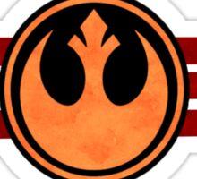 Rebel Alliance Logo Sticker