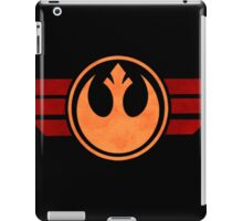 Rebel Alliance Logo iPad Case/Skin