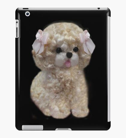 ☀ ツ BELLA-BOO DOG IPAD CASE ☀ ツ iPad Case/Skin