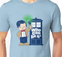 Who Can Fix It? Unisex T-Shirt