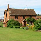 Farmhouse and Garden, Straite Rayleigh, Devon by MidnightMelody