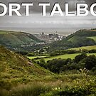 Port Talbot Postcard - Bwlch and Beyond by digihill