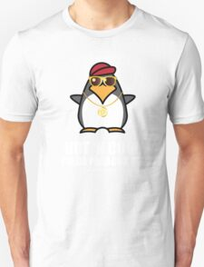 Hot and Cool, I'm da Paradox yo! - Hip Hop Penguin T-Shirt
