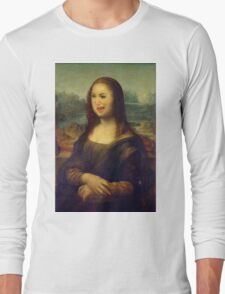 Kim Lisa Long Sleeve T-Shirt