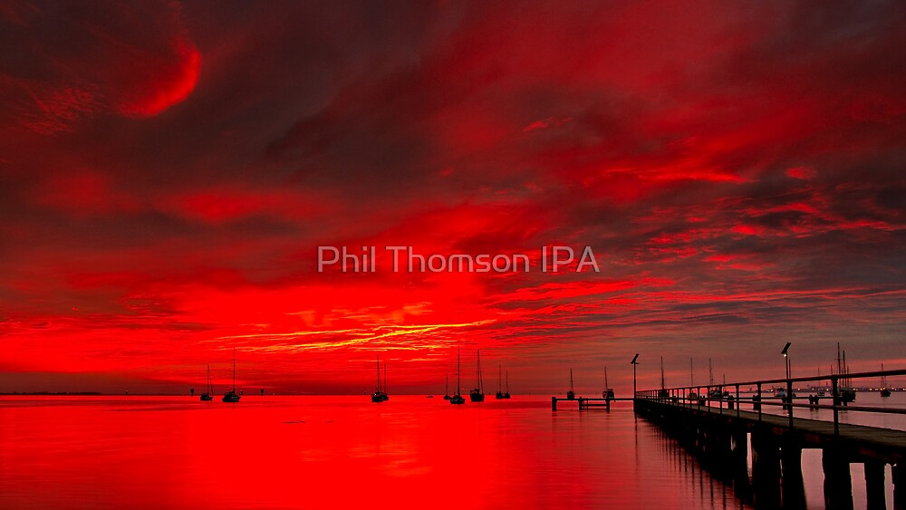 """""""Griffin's Fire Storm"""" by Phil Thomson IPA"""