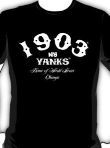 NYY-cbgb T-Shirt