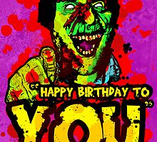 Many Happy Returns from the Undead! by digihill