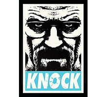 Breaking Bad - Knock Photographic Print