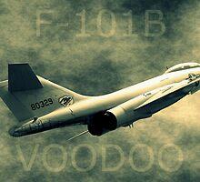 F101B Voodoo by Betty Northcutt
