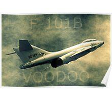 F101B Voodoo Poster
