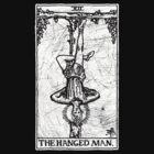 The Hanged Man Tarot Card - Major Arcana - fortune telling - occult by createdezign