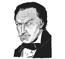 Vincent Price Photographic Print