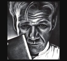 Gordon Ramsay by HarryJMichael
