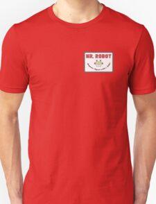 Mr. Robot Patch T-Shirt