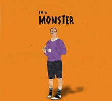 Arrested Development, I'm A Monster by hacketjoe