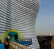 "Selfridges ""Bubble Wrap"" Building, Birmingham by Mike Kay"