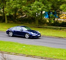 Porsche 911 (997) Carrera 4s by Mike Kay