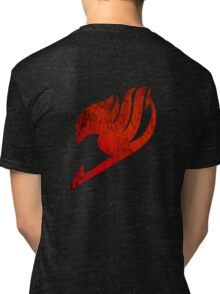 Fairy Tail Guild Logo Tri-blend T-Shirt