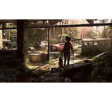 Ellie - The Last of Us Photographic Print