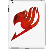 Fairy Tail Guild Logo iPad Case/Skin