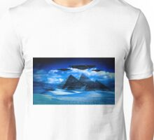 Ancient Aliens by Raphael Terra Unisex T-Shirt