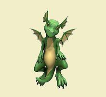 Cute Dragon by Vac1
