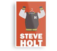 Arrested Development, Steve Holt Illustration Metal Print