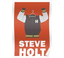 Arrested Development, Steve Holt Illustration Poster