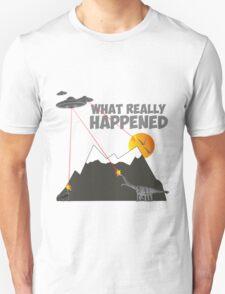 Funny Dinosaur-the truth T-Shirt
