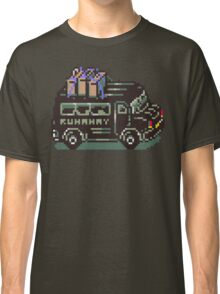 Runaway 5 (Tonzura Brothers) Bus - Earthbound Classic T-Shirt