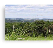 Pennsylvania countryside Canvas Print