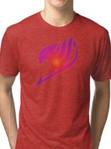 Fairy Tail HEART Tri-blend T-Shirt