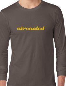 aircooled - yellow Long Sleeve T-Shirt