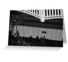 Section 421 Greeting Card