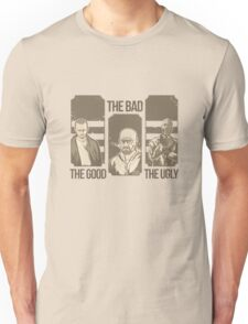 the good the bad & the ugly! (Jesse version) T-Shirt