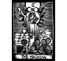 The Magician - Tarot Cards - Major Arcana Photographic Print