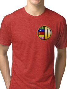 Chinese Seal Tri-blend T-Shirt