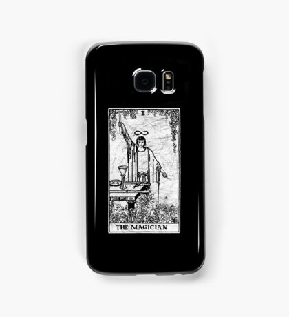 The Magician Tarot Card - Major Arcana - fortune telling - occult Samsung Galaxy Case/Skin