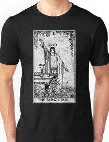 The Magician Tarot Card - Major Arcana - fortune telling - occult Unisex T-Shirt