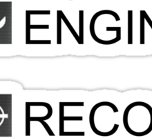 Engineer, Battlefield Sticker