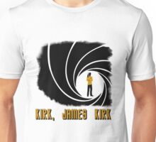 Kirk, James Kirk Unisex T-Shirt