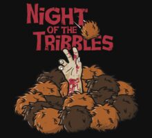 Night of the Tribbles by KentZonestar
