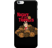 Night of the Tribbles iPhone Case/Skin