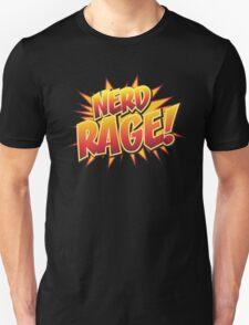 NERD RAGE! T-Shirt