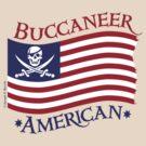 Buccaneer American by JoesGiantRobots
