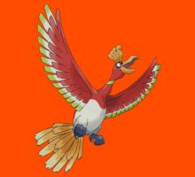 Ho-oh by coltoncaelin