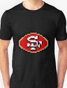 8Bit San Francisco 3nigma Unisex T-Shirt