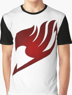 Fairy Tail RED Graphic T-Shirt